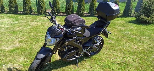 Motocykl YAMAHA MT 125