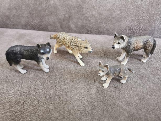 Schleich figurki wilków