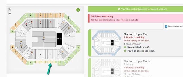 Билеты на концерт Elton John, Paris