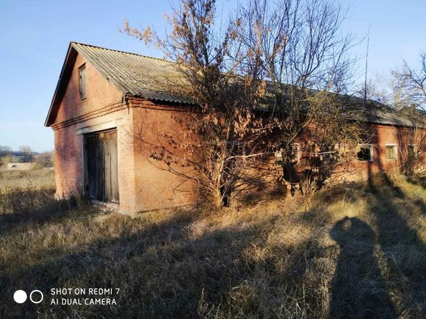 Приміщення столярного цеху с. Нові Велідники, Житомирська область