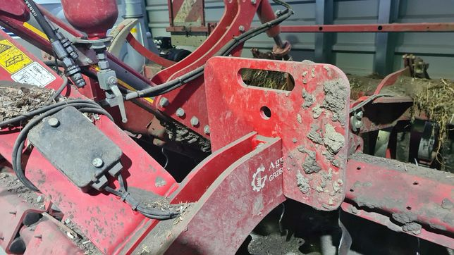 horsch joker obciążnik balast ciężary 400kg żeliwo