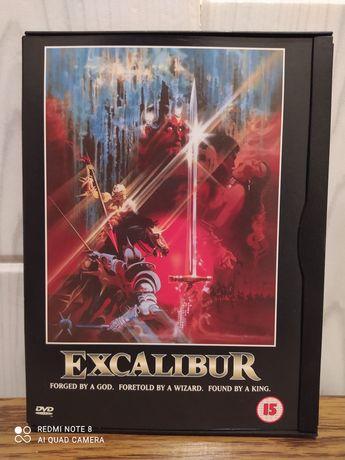 Film dvd Excalibur -napisy PL Snapper