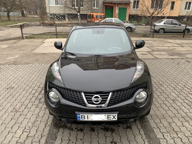 Nissan Juke 2014 Европа