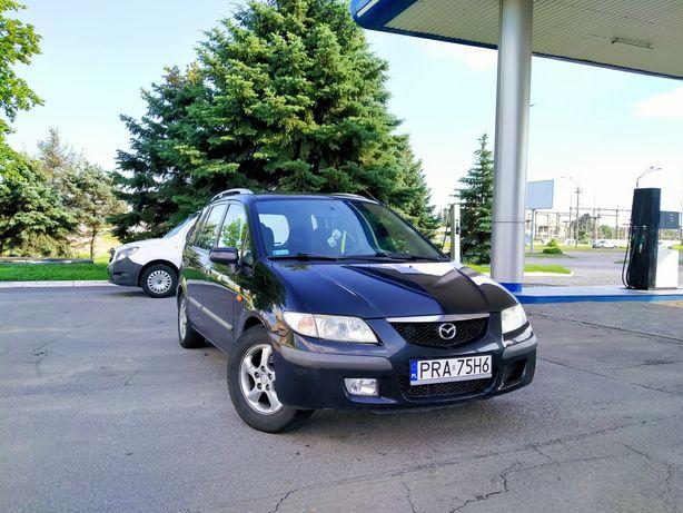 Mazda primasol газ-бензин