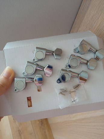 Klucze Ibanez srebrne zdemontowane z SA260