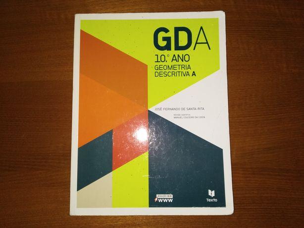 Manual GDA 10°ano - Texto Editora