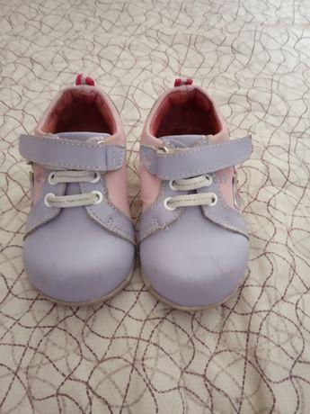 Детские ботиночки 21 р