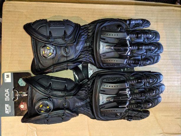 Rękawice Knox Handoird Full CE `XS `S `M `L `XL `2XL