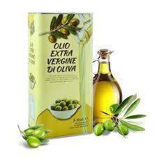 Оливковое масло 5 л Olio Extra Vergine Di Oliva Италия, Греция