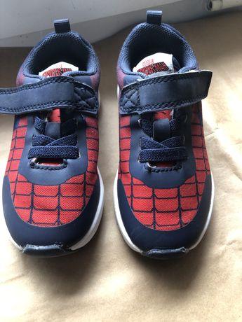 Buciki Marvel, spiderman, H&M rozm 24 wkladka 14,5 cm
