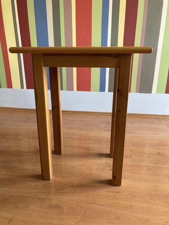 Stolik/lite drewno sosnowe