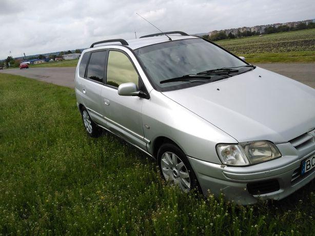 Обмен Mitsubishi Speys star 2001 1.9 TD