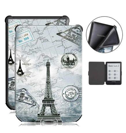 Чехол для Pocketbook 628 Touch Lux 5 – обложка Покетбук 606/633
