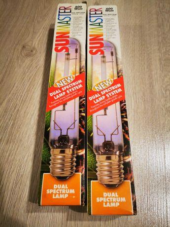 NOWE Lampy lampa 600w watt hps sunmaster dual spectrum