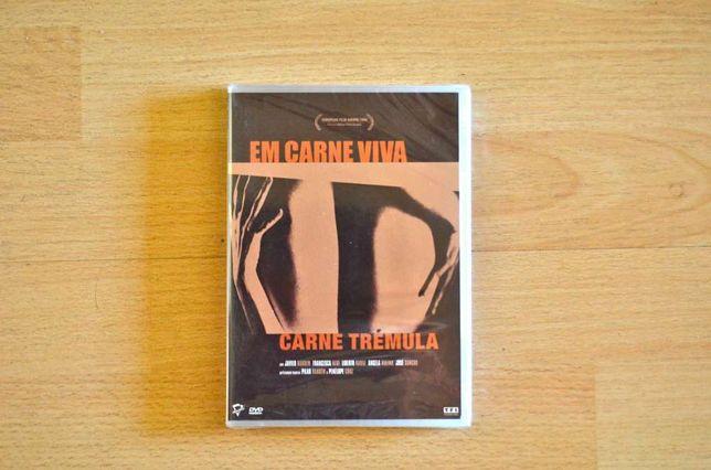 """DVD """" Em carne viva"""""""