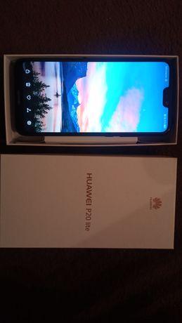 Huawei P20 lite 4/64GB, bez simlocka, dual SIM
