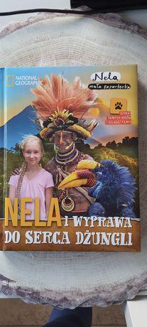 Nela mała reporterka. Nela i wyprawa do serca dżungla.