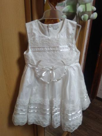Нарядное турецкое платье для малышки
