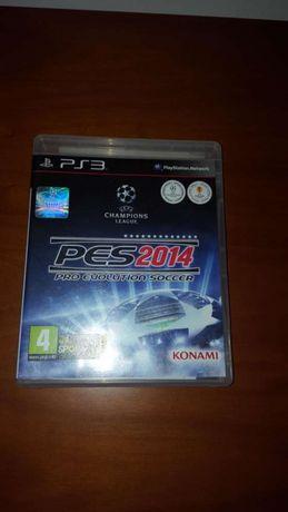 FIFA 15 e PES 14 - PS3