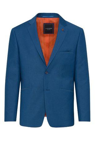 Lavard niebieski garnitur slim rozmiar 98 M