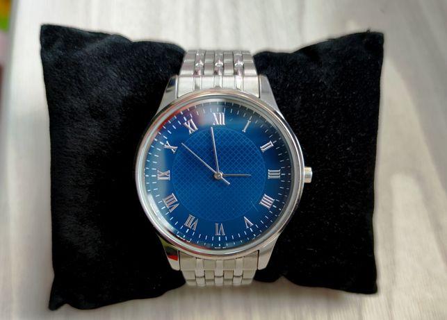 Elegancki zegarek męski na bransolecie