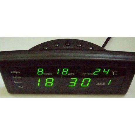 Настольные электронные електронные сетевые часы 868
