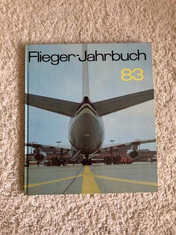 Flieger-Jahrbuch Ежегодник Авиация Самолеты Космонавтика