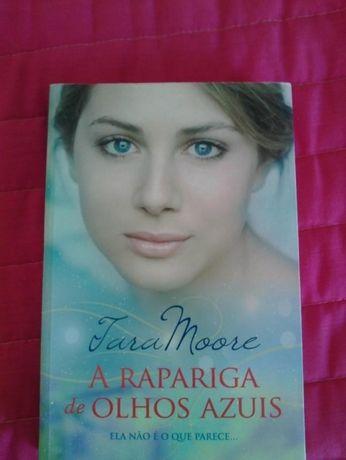 Livro A Rapariga de Olhos Azuis de Tara Moore