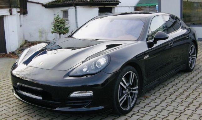 Porsche Panamera do ślubu, auto na wynajem, auto do Ślubu