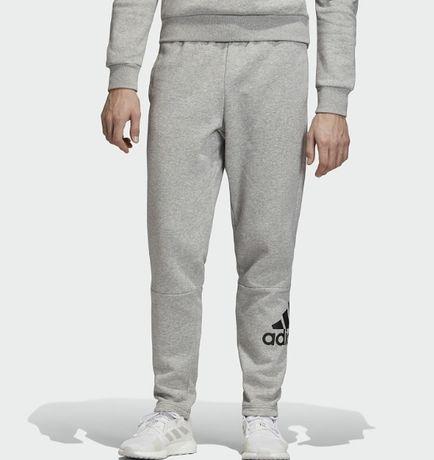 Штаны мужские на флисе Adidas XL