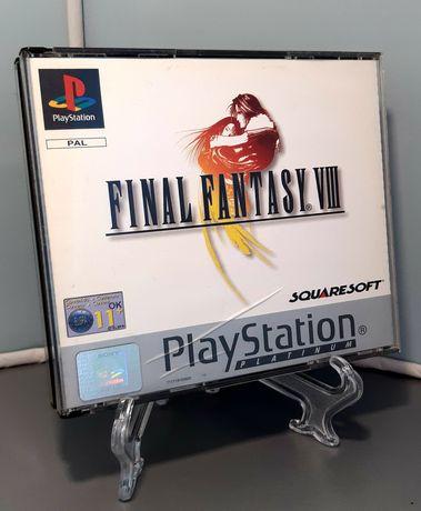 Jogo Final Fantasy VIII/8 para a PlayStation/PS1
