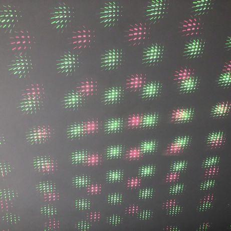 Laser kula disco na impreze sylwestra urodziny itp wysyłka