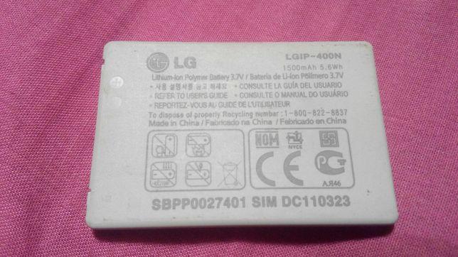 Акумулятор для LG GX500 (LGIP-400N) + телефон у подарунок/ аккумулятор