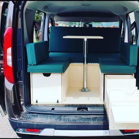 Kits Campervans para todos os modelos passageiros/mercadorias