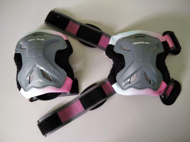 Dziecięce ochraniacze Powerslide Kids Pro Girls