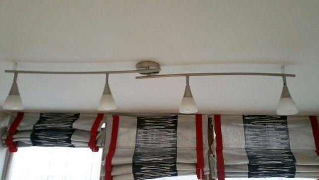 Продам стильные светильники Италия на 4 лампочки