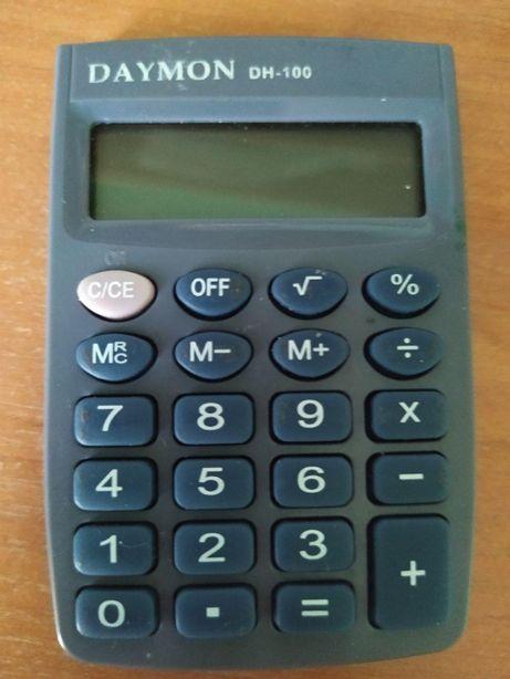 Калькулятор Daymon DH-100