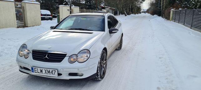 Mercedes C sport coupe 230 kompresor