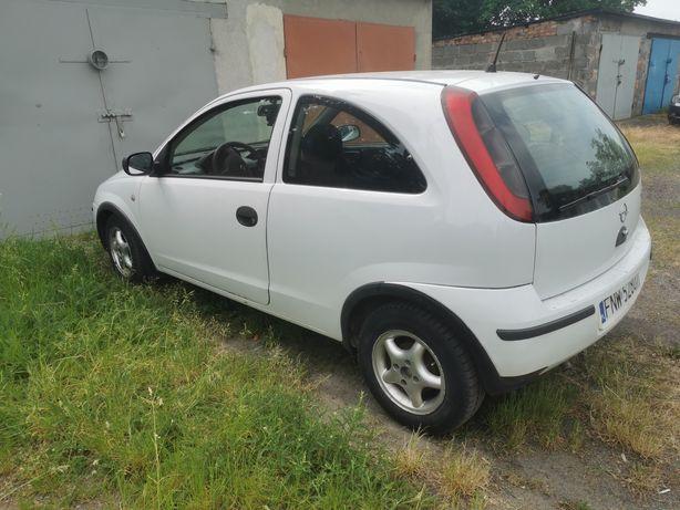 2004 Opel Corsa C