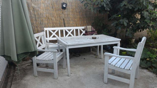 Продам садовую мебель б/у