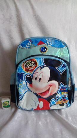 Jak nowy plecak Myszka Miki-32x25x11cm