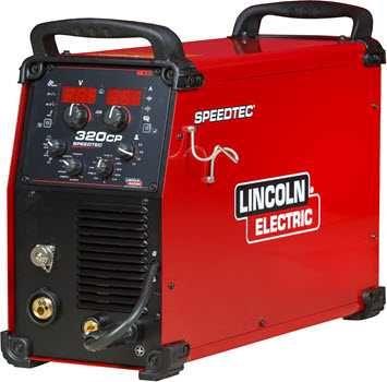 Spawarka do aluminium Speedtec 320 CP Lincoln Electric