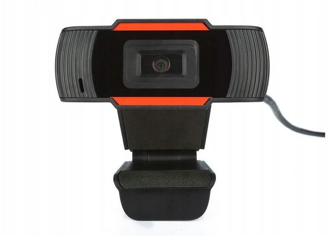 Kamera internetowa HD wbudowany mikrofon