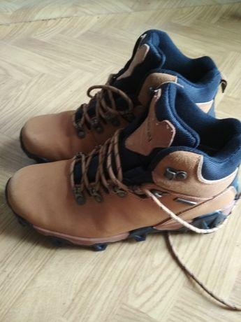 Buty damskie trekkingowe skóra McKey roz.39