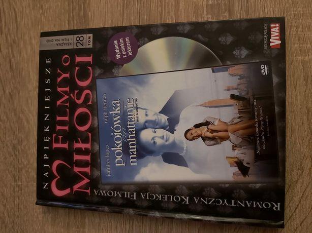 Pokojówka Na Manhattanie-J. Lopez,R. Fiennes Polski Lektor Dvd Unikat