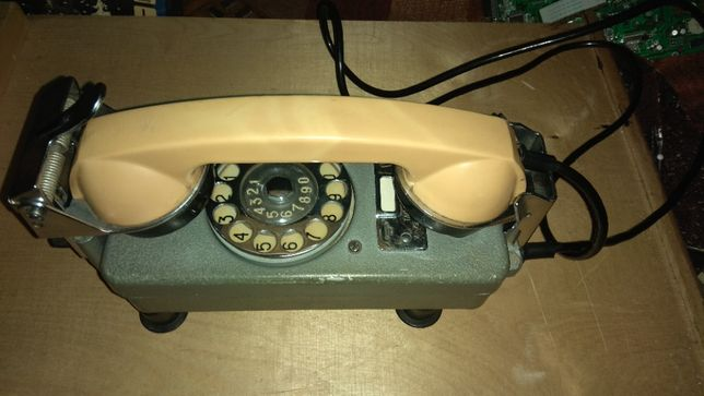 Телефон судовой ТАС-М из СССР 1979 года