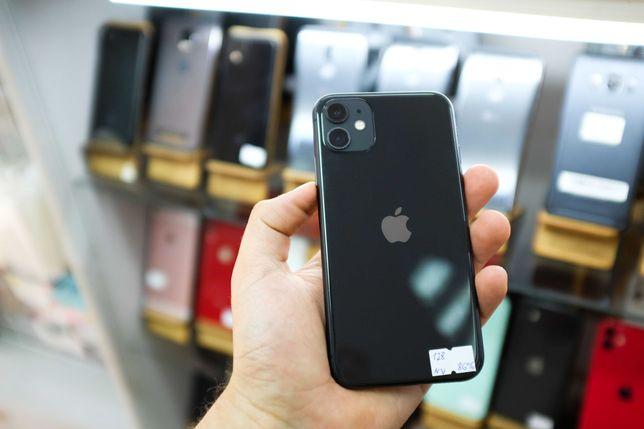 Магазин Iphone 11 neverlock 128 gb black