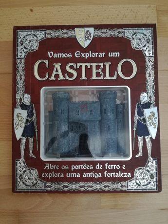 Livro 3D - Vamos explorar um castelo