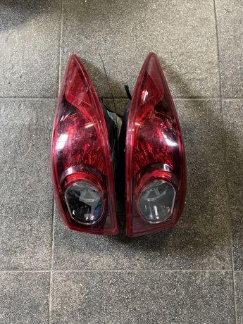 Mazda 3 2014 2015 2016 2017 фонарь стоп задний бу оригинал Америка usa