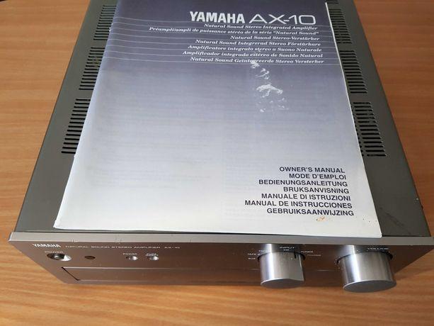 Wzmacniacz Yamaha AX-10 Midi Najwyższy model